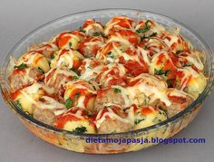 Ketogenic Recipes, Low Carb Recipes, Healthy Recipes, Keto Results, Keto Dinner, Pasta Salad, Food And Drink, Yummy Food, Meals