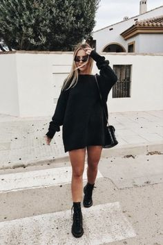You won't believe these insanely trendy dresses are UNDER $50 For Fall & Winter time! You will make the best winter outfits with these, for sure... Look Fashion, Fashion Models, Winter Fashion, Fashion Outfits, Womens Fashion, Fashion Clothes, Runway Fashion, Fashion Trends, Style Clothes