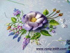 Gallery.ru / Фото #10 - Моя объемная вышивка - roniy
