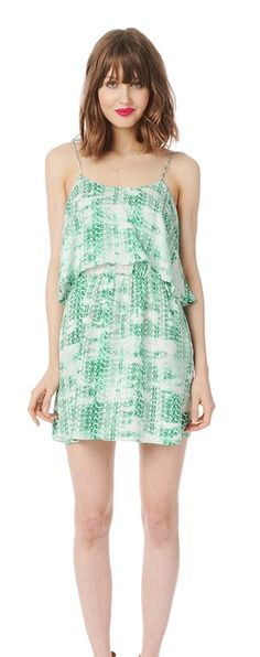 Parker Cara Dress in Cabo Graphic at Thera M.