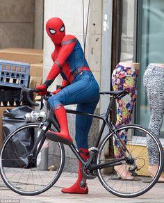 Spider-Man: Homecoming | Vem ver o aracnídeo usando suas habilidades no set