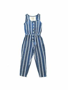 jumpsuit | blue jean | web exclusive!
