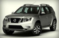 Nissan Terrano = Dacia/Renault Duster
