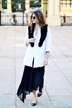 Meet The Blogger Who Dresses Like an Olsen Twin via @WhoWhatWearUK