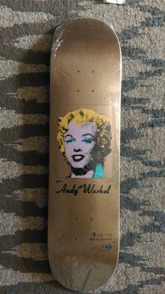 Rob Dyrdek, Marilyn Monroe Andy Warhol, Alien Workshop 2012