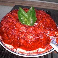Moore's Cranberry Gelatin Salad