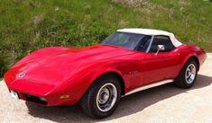 1974 Chevrolet Corvette C3 Stingray