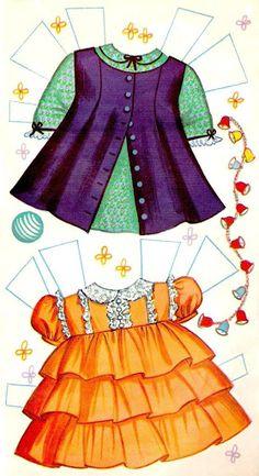 Paper Dolls~Little Laurie - Bonnie Jones - Álbumes web de Picasa