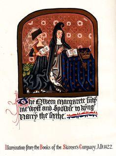queen_margaret_of_anjou skinners book uk history tudor history british history duc d