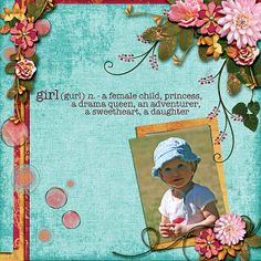 Spring Melody by Dana's Footprint Designs, Takeway Template 9 by Studio4 Designworks, My Favorites 2 Word Art by Word Art World by Jennifer