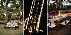 20 Reception Lighting Ideas - Light Strings