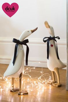Personalised Bridesmaid gift from the Duck Company, DCUK. Can be personalised with the name of your choice and ribbon to match the wedding theme. More options on our website