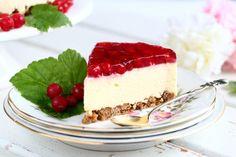 Herkullinen punaherukka-juustokakku - Suklaapossu Tiramisu, Tex Mex, Cheesecake, Baking, Ethnic Recipes, Desserts, Food, Tailgate Desserts, Deserts