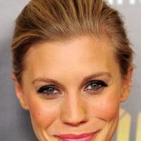 Katee Sackhoff was diagnosed with thyroid cancer in 2009.