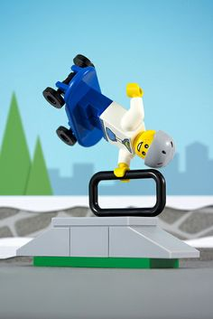 Day 3: Skateboard and Ramp by powerpig, via Flickr
