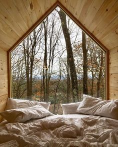 Naturhotels Tiny little houses with lots of glass and farsightedness: These 15 tiny houses score wit