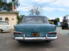 Mercedes benz w114w115 with an engine swap is this a nissan rb 70k mile 1963 mercedes benz 190d sciox Gallery