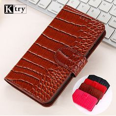 Fashion Crocodile Pattern Wallet Case for Huawei G7 C199 with Card Holder Leather Case for Huawei G7 Phone Fundas