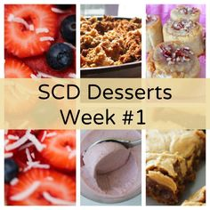 SCD Desserts Week #1MP