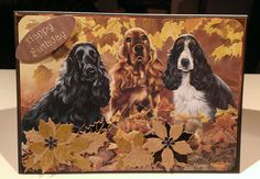 Pollyanna Pickering Best Of Breeds card Charity, Dog Lovers, Card Ideas, Happy Birthday, Crafting, Dogs, Cards, Painting, Happy Brithday