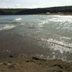 Pentewan Sands Cornwall