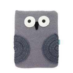 Qwiknit Owl iPad Sleeve, £12.80, now featured on Fab.