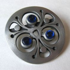 MOD Pin by Rune Tennesmed Sweden / Vintage Jewelry / by openslate