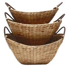3 Piece Skye Basket Set