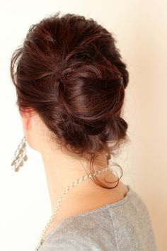 Check Out This 16 Most Elegant Women Hairstyles For Celebration
