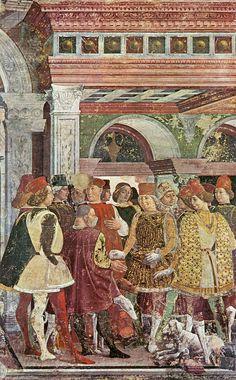 palazzo schifanoia affreschi - Buscar con Google