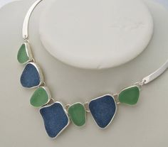 By The Sea - Sea Glass Jewelry - Google+ One of our new jury pieces.