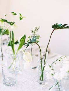 Ethereal Minimalism: Inspiration for a Pretty Wedding