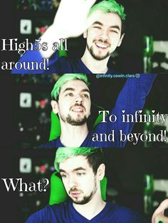 Jacksepticeye's new video was just too funny. I have too many screencaps from that. Jacksepticeye Quotes, Youtube Happy, Sean William Mcloughlin, Jack And Mark, Darkiplier, Youtube Gamer, Septiplier, Irish Boys, Laughing And Crying