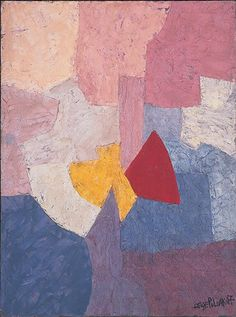 Composition bleue, jaune et grise - Serge Poliakoff - WikiPaintings.org