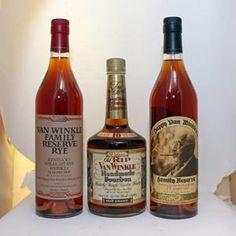Pappy Van Winkle's bourbon