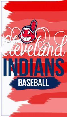 Cleveland Indians Baseball iPhone Wallpaper