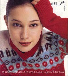 Delia's Catalog - Holiday 96