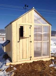 greenhouse she'd I really want.