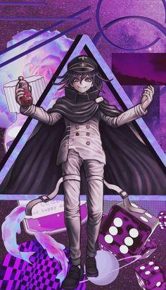 Danganronpa Game, Danganronpa Characters, Anime Characters, Anime Meme, Anime Manga, Anime Guys, Wallpaper Animé, Cute Anime Wallpaper, Chica Gato Neko Anime