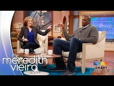 Shaq Talks Icy Hot! – The Meredith Vieira Show