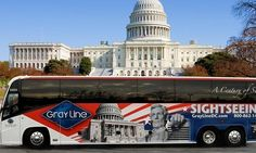 Nine-Hour DC in a Day Tour by Bus for One, Two, or Four from Gray Line DC, Martz Group (Up to 60% Off)