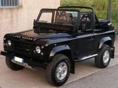 LAND ROVER DEFENDER 90 SOFT TOP HARD TOP LHD 1991 For Sale