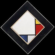 Van Doesburg, Theo - Composition - Philadelphia Museum of Art