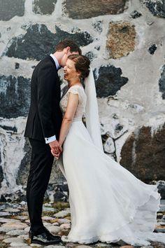 Bryllup Stavern Wedding Dresses, Fashion, Bride Dresses, Moda, Bridal Gowns, Fashion Styles, Wedding Dressses, Bridal Dresses