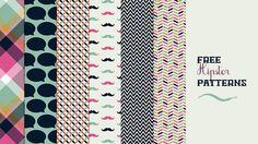 Download 8 Free Creative Patterns