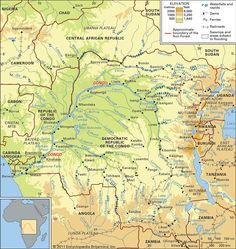 ♀ My Sub Saharan African [SA] Lobala Ancestors [L.] of NEW… Ancient Congo Afrikkan [CA] American Spirit Energies from Inner Earth's Central African [CA] Republic River of Ubangi [Oubangui] Energies. Congo River, African Jungle, American Spirit, African Countries, Republic Of The Congo, Vintage World Maps, History, Trail Maps, King Leopold