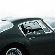 black on black is this a Jaguar E type?