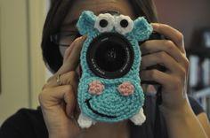 Hippo Camera Lens Buddy