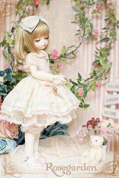 ローズガーデン   Bubbledress~~holiday size-