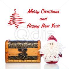 Qdiz Stock Photos Christmas greeting card,  #background #beard #box #card #celebration #chest #Christmas #Claus #Clause #closeup #decoration #decorative #doll #dower #eve #Father #figure #frost #fun #funny #gift #greeting #holiday #little #Merry #new #object #package #present #red #Santa #small #surprise #toy #traditional #white #wood #wooden #x-mas #xmas #year
